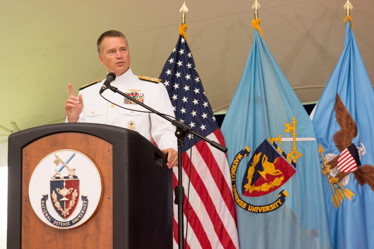 Admiral James A.