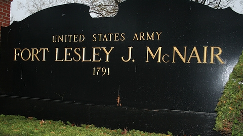 Photo of Fort Lesley J. McNair