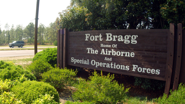 Photo of Fort Bragg